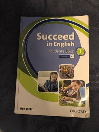 Succeed in English Student's Book 1 ed. Oxford