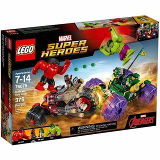 76078Hulk vs. Red Hulk
