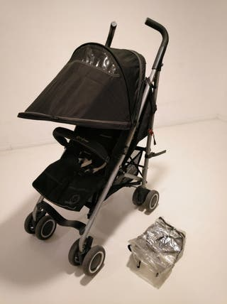 Cochecito / silla de paseo CYBEX color negro