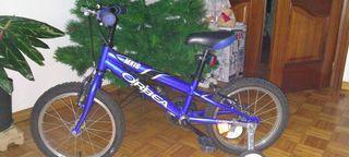 "bicicleta MXT 16"""