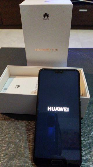 Se vende Huawei P20.