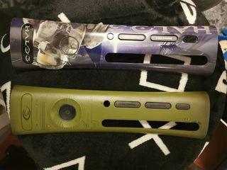 Carcasas XBOX 360 Halo 3.