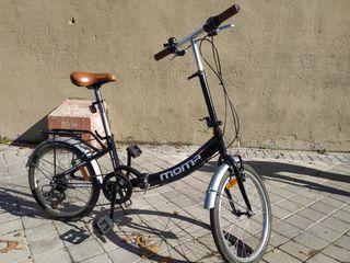 Preciosa bici plegable super comoda