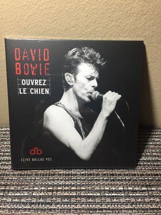 """DAVID BOWIE """"Ouvrez le Chen (Live Dallas 95)"""""""
