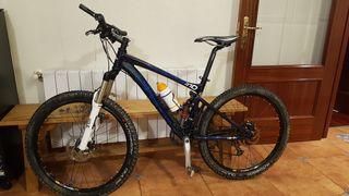 Bicicleta Lapierre 310 X-Control. Doble suspensión