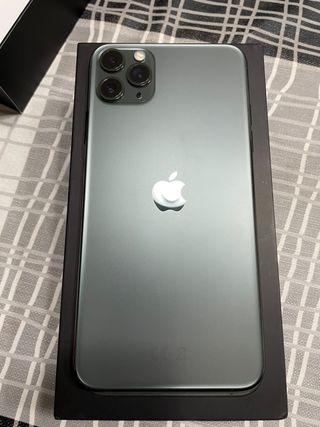Vendo IPhone 11 Pro Max 64gb verde