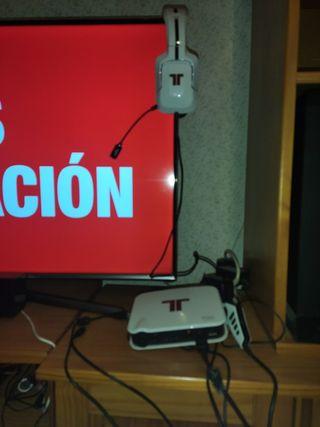 AURICULARES TRITTON PRO PLUS 7.1 + AMPLIFICADOR