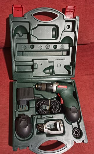 ATORNILLADOR METABO POWER MAXX