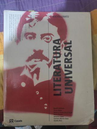 Literatura Universal Casals
