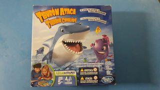 Juego de mesa Tiburón Ataca