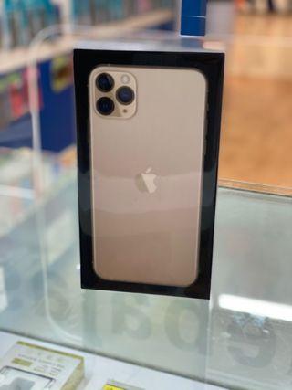 iPhone 11 Pro Max 64gb ORO PRECINTADO