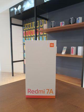 XIAOMI REDMI 7A 32GB AZUL PRECINTADO