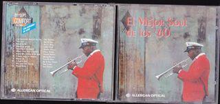 EL MEJOR SOUL DE LOS 60 CD