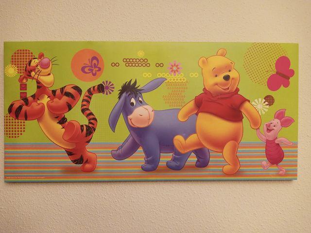 Cuadro infantil Winnie the Pooh