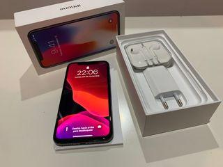 iPhone X 64Gb Negro IMPECABLE GARANTIA OFERTA