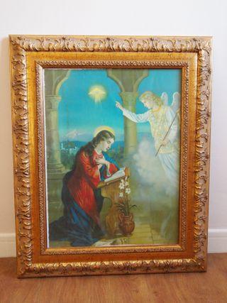 Cuadro Anunciación de la Virgen María