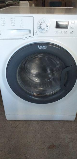 lavadora hotpoint ariston de 8 kg clase A+A