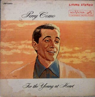 Disco Vinilo Perry Como