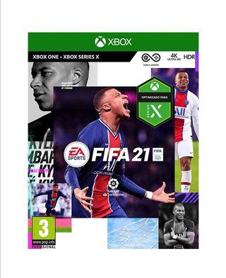 fifa 21 Xbox one precintado