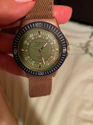 Reloj Stevenson Bros Illinois Usa