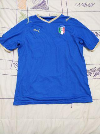camiseta selección de Italia