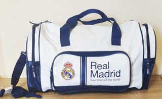 maleta de deporte Real Madrid