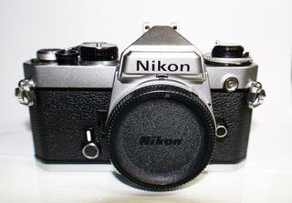 Nikon FE (cuerpo)