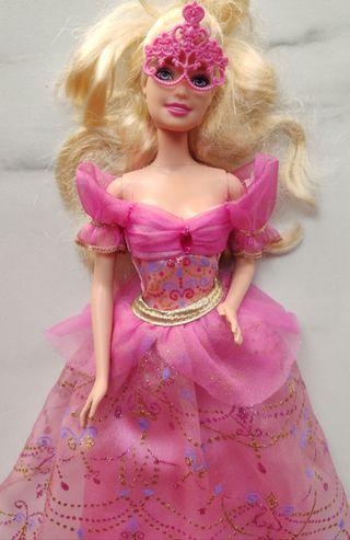 Barbie princesa mosquetera