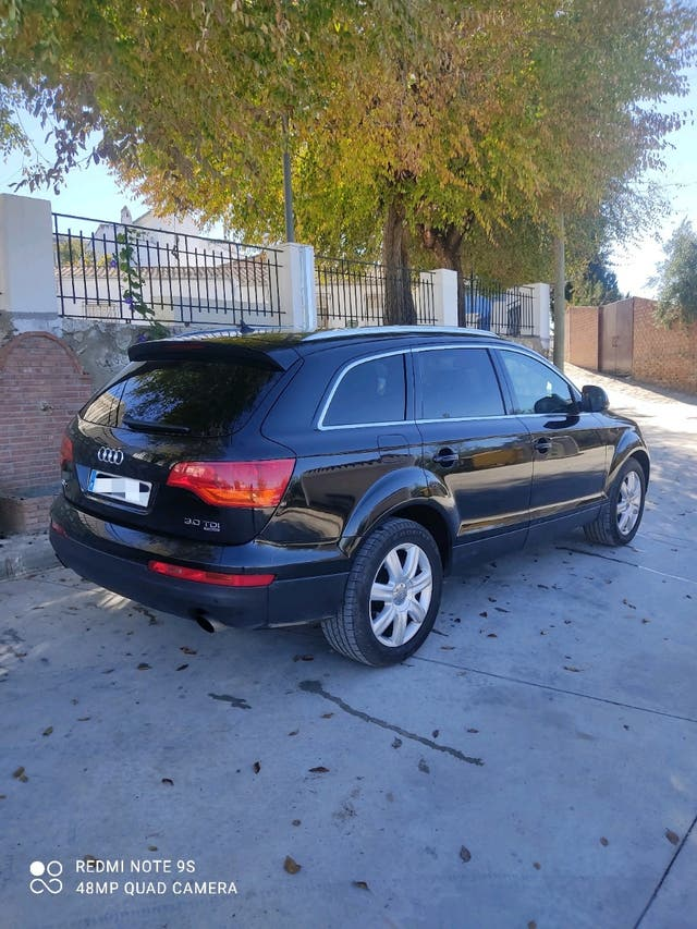 Audi Q7 2007
