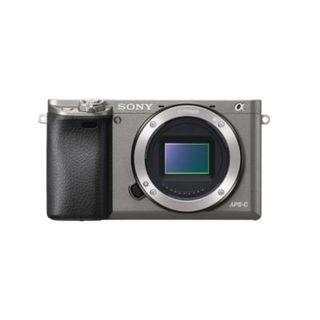 Sony a6000 24.3mp Full HD + 3 lentes + SD 64gb
