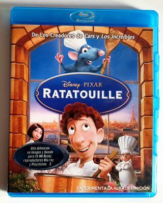 Ratatouille Disney Pixar Blu-ray disc