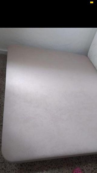 Base tapizada 1,50x1,90cm