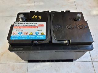 Bateria Fiamm 12V 70AH 720A