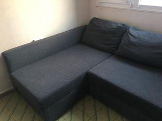 Sofa Cama 3 Plazas Friheten