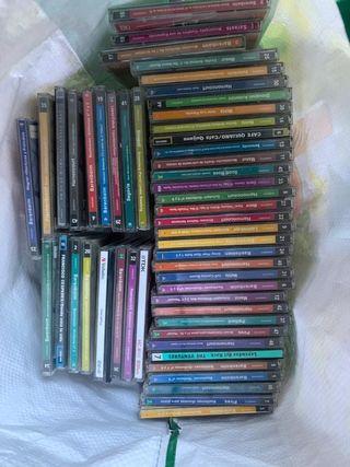 Colección discos música clásica