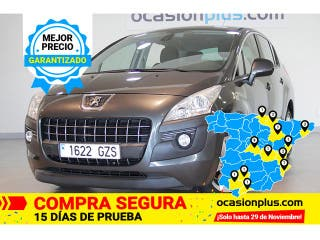 Peugeot 3008 1.6 THP Premium 115 kW (156 CV)