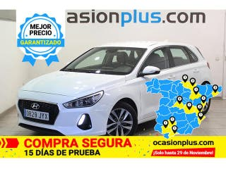 Hyundai i30 1.6 CRDI Tecno DCT 81 kW (110 CV)