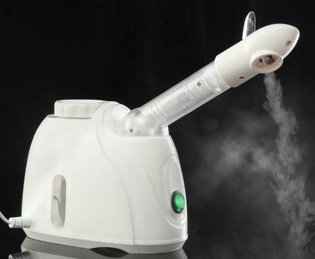 sauna o vaporozador facial
