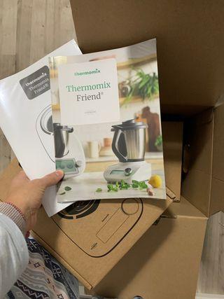 Vendo thermomix Friend