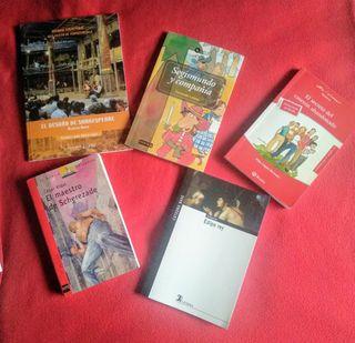 libros literatura juvenil