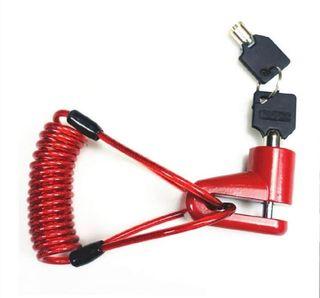 Candado antirrobo para patinete eléctrico