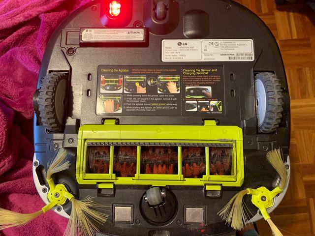 Robot aspirador LG Hombot Turbo -precio negociabl