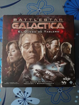 Battlestar Galáctica Juego de Mesa