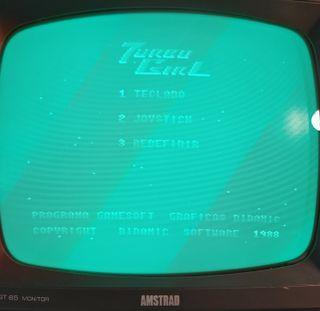 Turbo Girl Amstrad Cinta