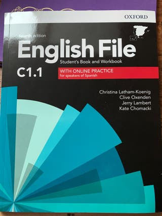 English file student's book