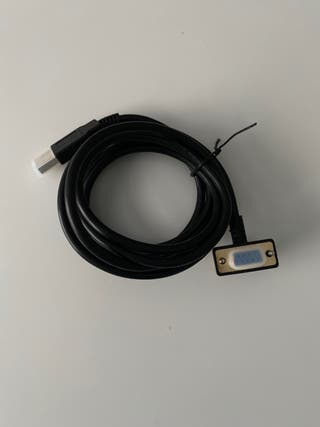 Cable Rs232 usb ~ hembra