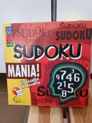 juego SUDOKU