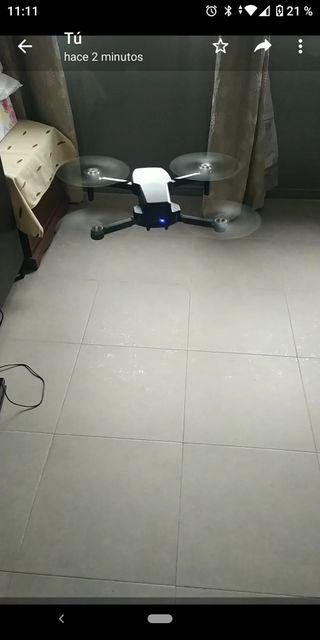 DRON FEMA S3 CON GPS Y CÁMARA 4K, HD, 5G