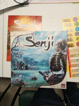 Senji, juego de mesa