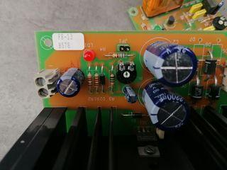 Lote Cebek. componentes electronicos